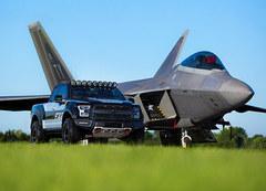 皮卡中的F-22 F-150猛禽特别版