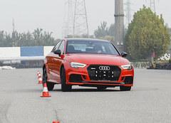 奥迪RS3性能测试
