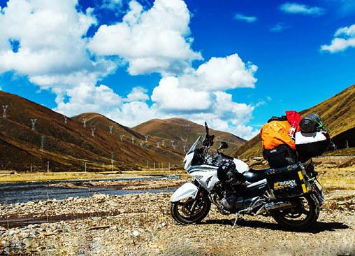 独自重装单骑一万公里 行摄绝美藏地