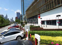 信念驱动未来 特斯拉登陆沈阳国际车展