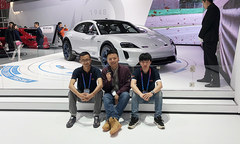 2018北京车展-短评重点车 保时捷Mission E