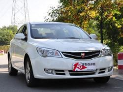 2010年度最佳家用轿车:荣威350