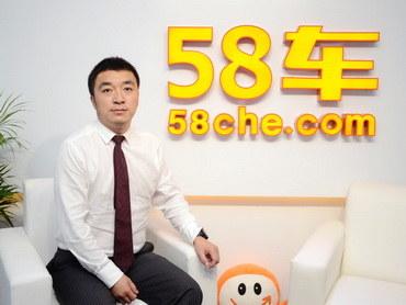 广州车展 访东风雪铁龙公关总监张洪汉